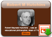 Robert M. Hutchins's quote #5