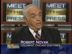 Robert Novak's quote #1