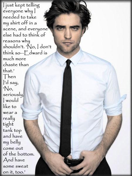 Robert Pattinson's quote #2