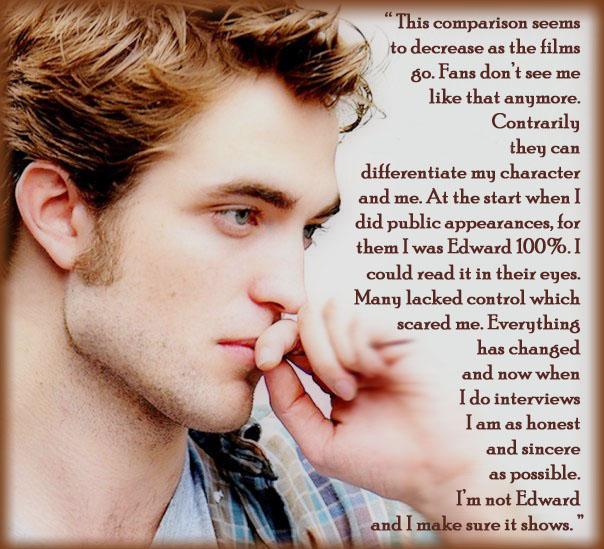Robert Pattinson's quote #5
