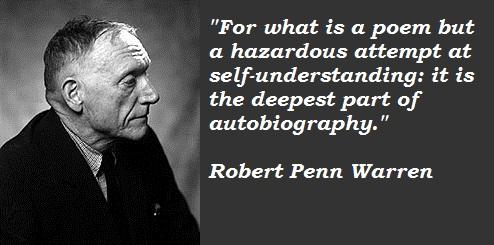 Robert Penn Warren's quote #2