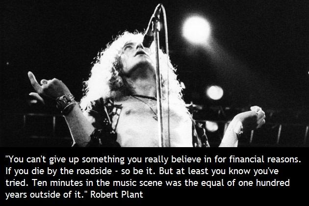 Robert Plant's quote #2