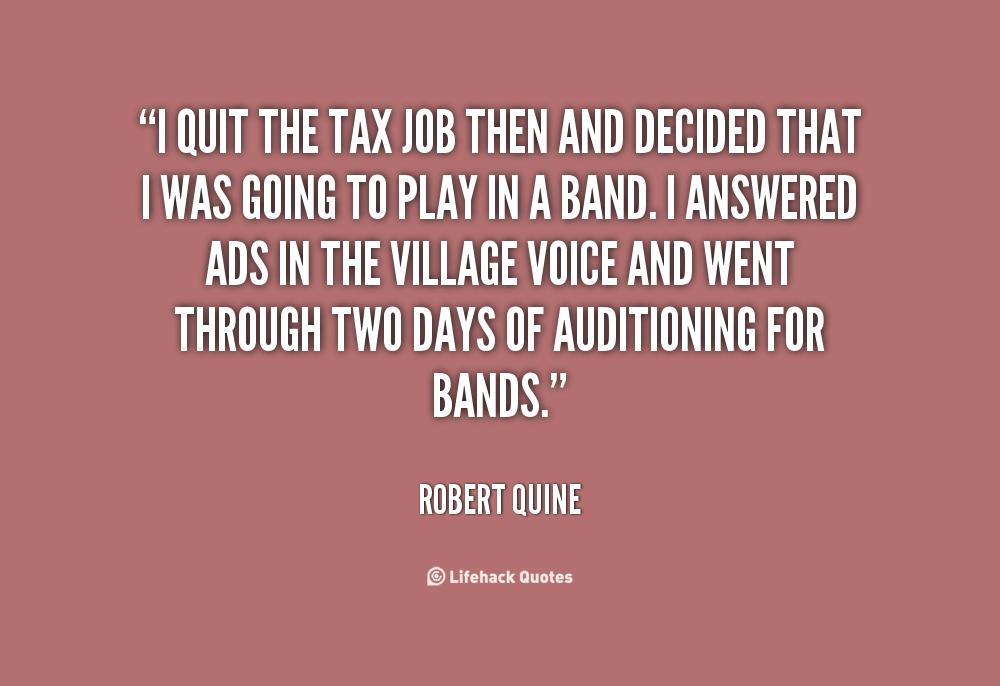Robert Quine's quote #3