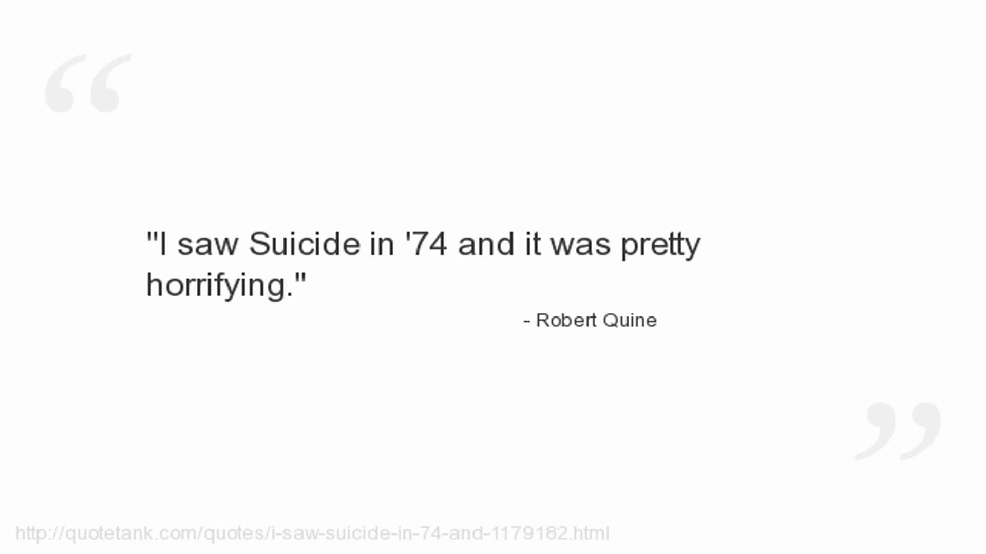 Robert Quine's quote #8