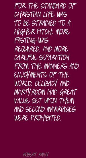 Robert Rainy's quote #4