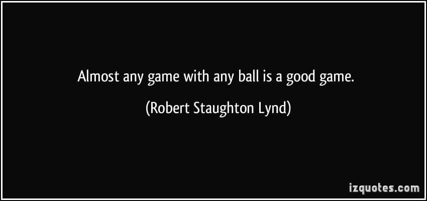 Robert Staughton Lynd's quote #1