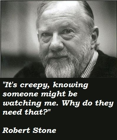 Robert Stone's quote #1