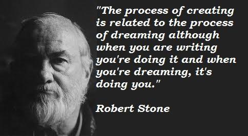 Robert Stone's quote #3