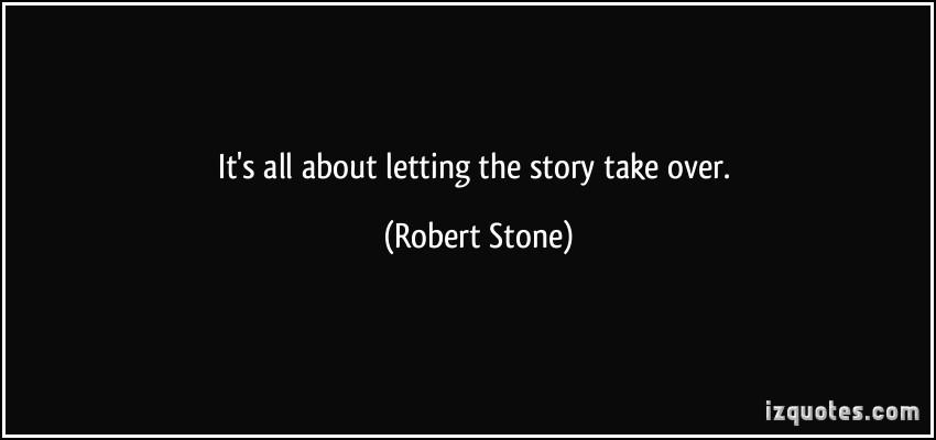Robert Stone's quote #5