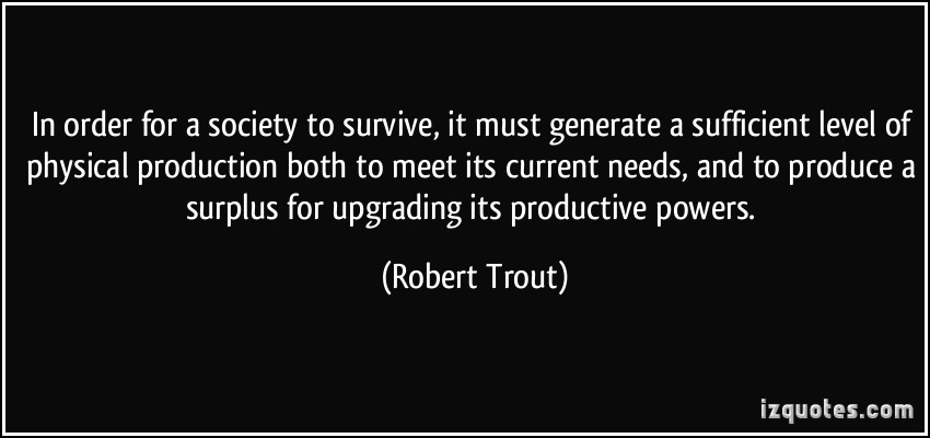 Robert Trout's quote #4