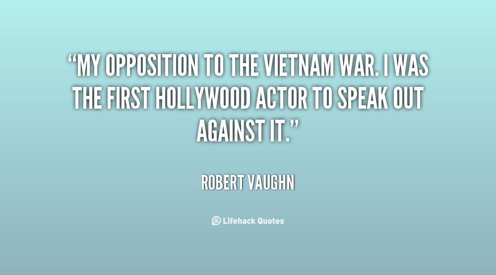 Robert Vaughn's quote #3