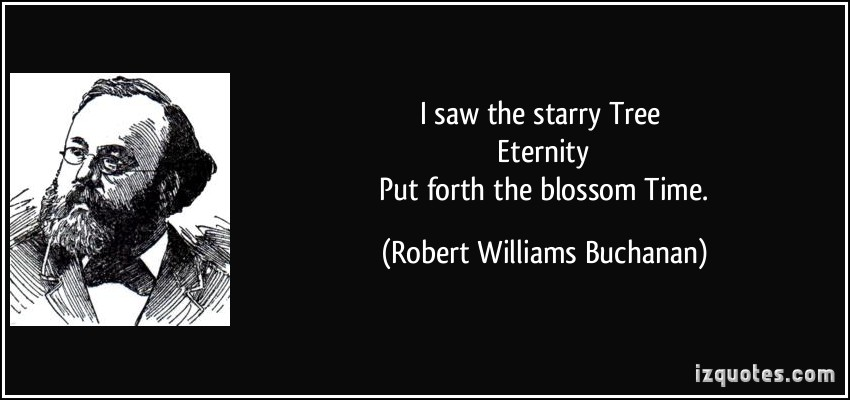 Robert Williams Buchanan's quote #1