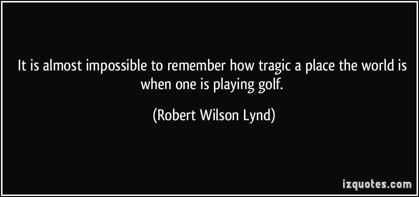 Robert Wilson Lynd's quote #3