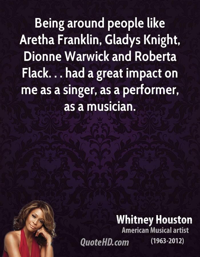 Roberta Flack's quote #4