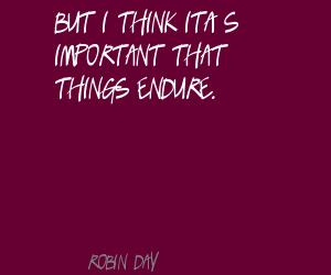 Robin Day's quote #5