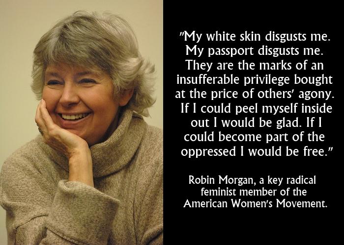 Robin Morgan's quote #4