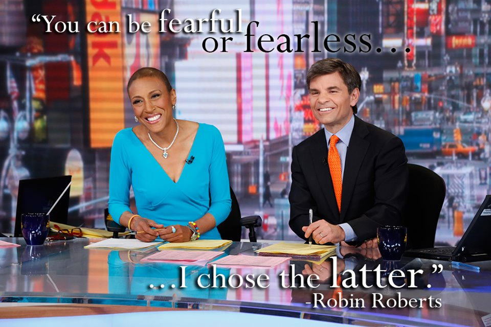 Robin Roberts's quote #2