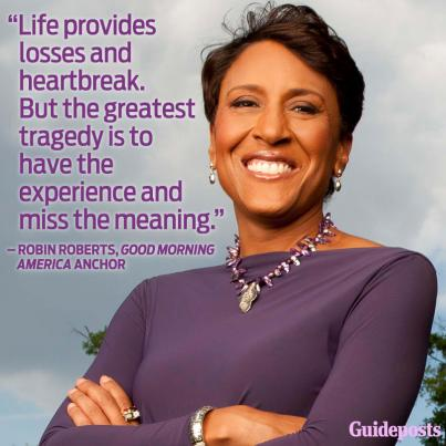 Robin Roberts's quote #7