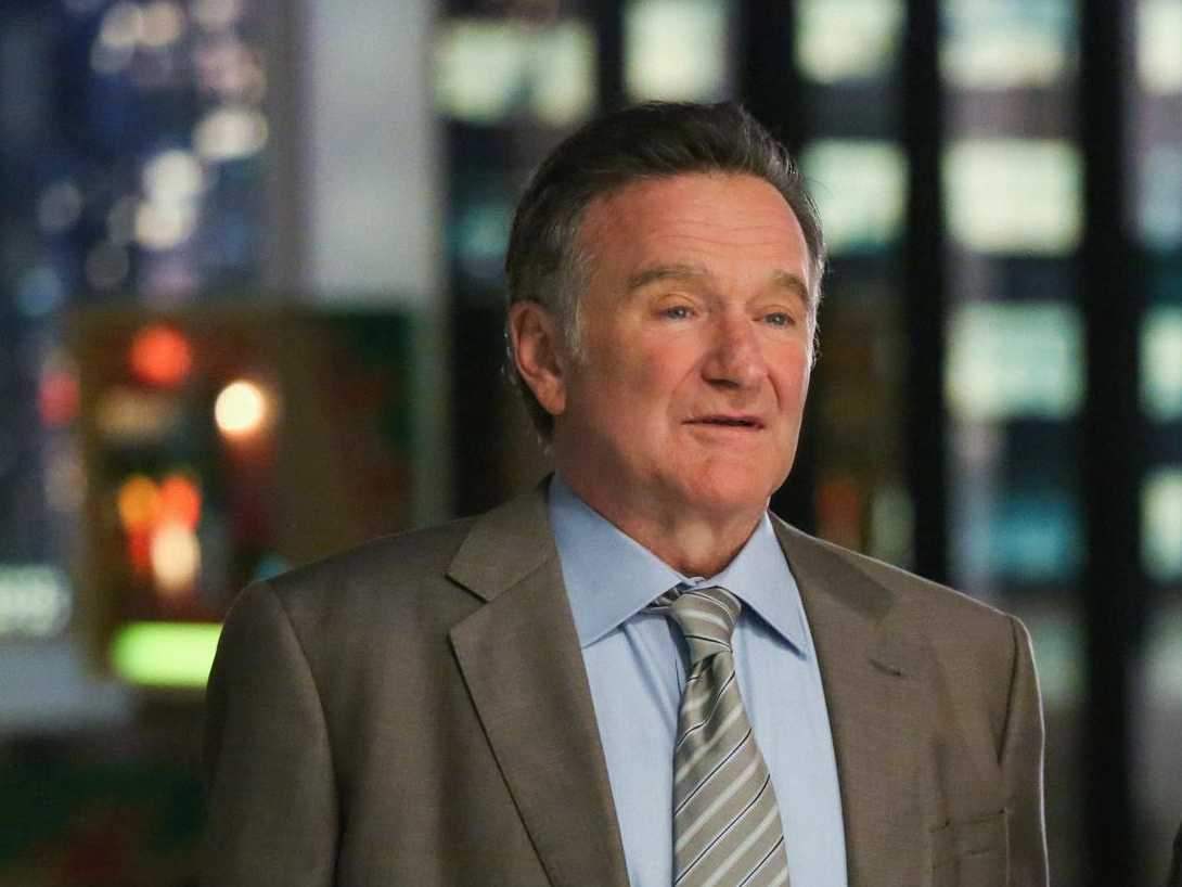 Robin Williams quote #1