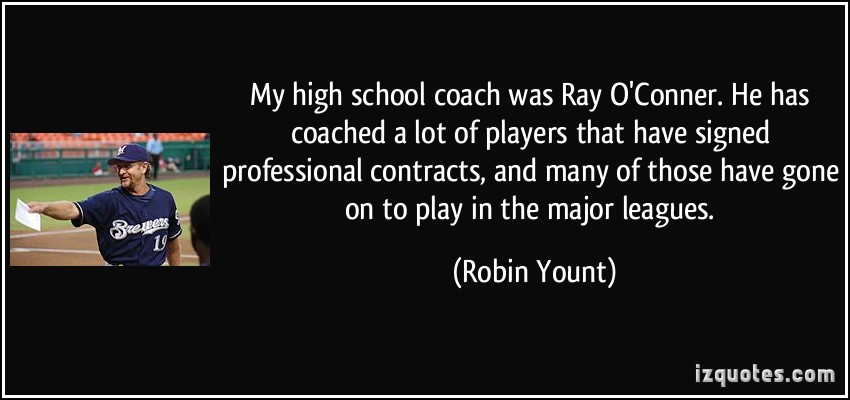 Robin Yount's quote #5