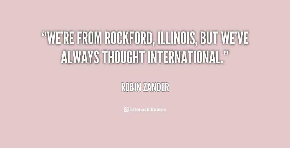 Robin Zander's quote #6