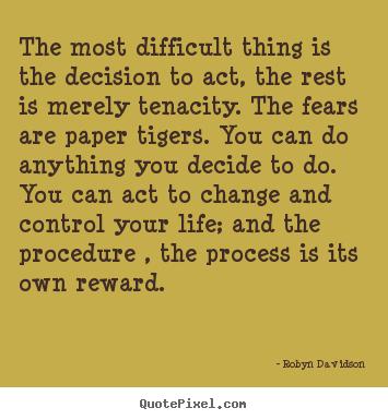 Robyn Davidson's quote #1