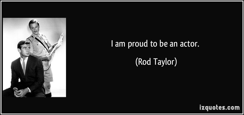 Rod Taylor's quote #5