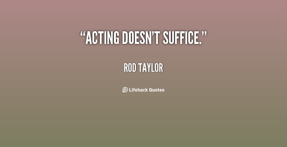 Rod Taylor's quote #6