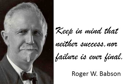 Roger Babson's quote #4