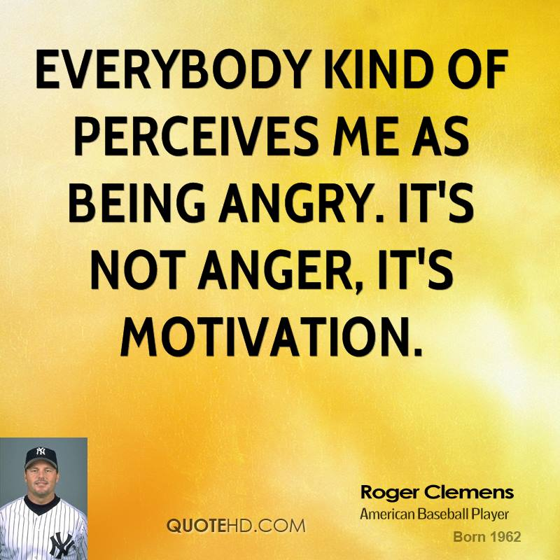 Roger Clemens's quote #7