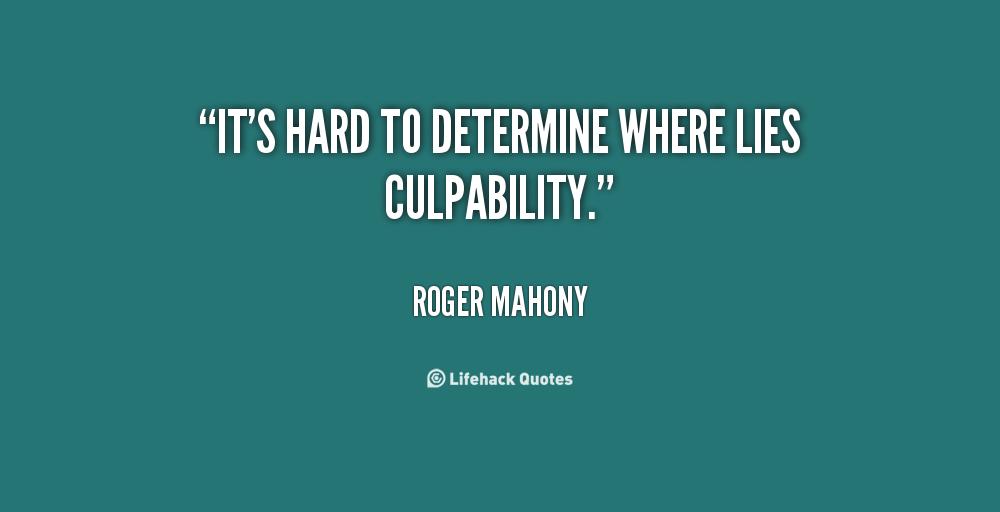 Roger Mahony's quote #7
