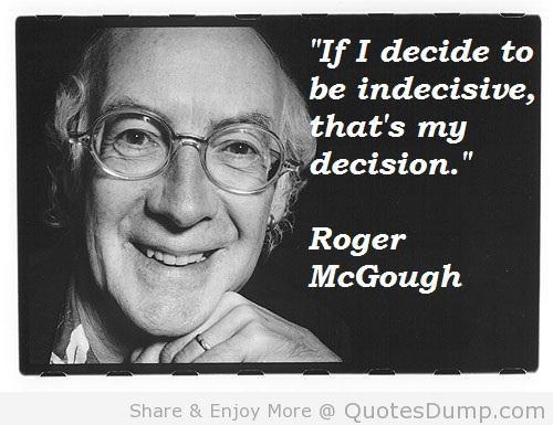 Roger McGough's quote #3