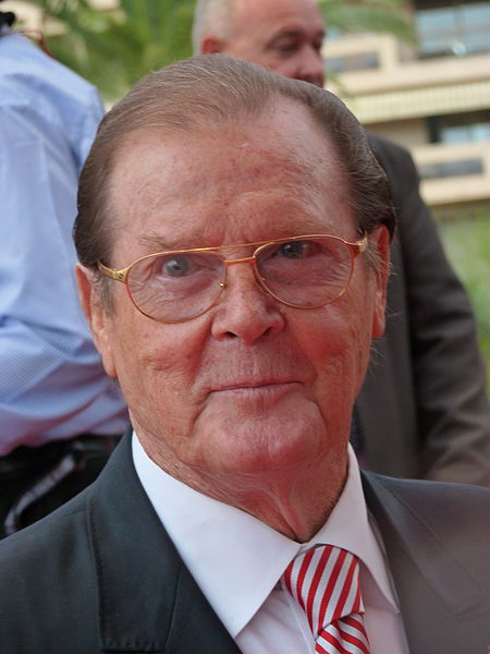 Roger Moore's quote #2