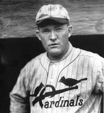 Rogers Hornsby's quote #1