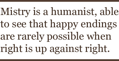 Rohinton Mistry's quote #3