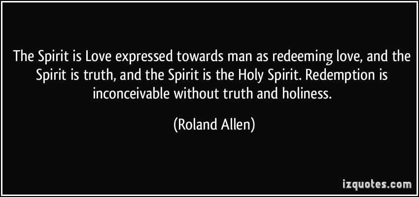 Roland Allen's quote #3