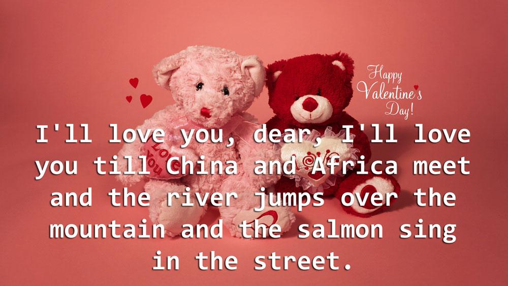 Romantic quote #1