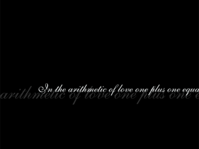 Romantic quote #7