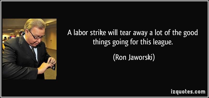 Ron Jaworski's quote #4