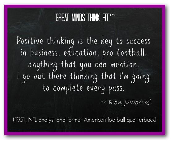 Ron Jaworski's quote #5
