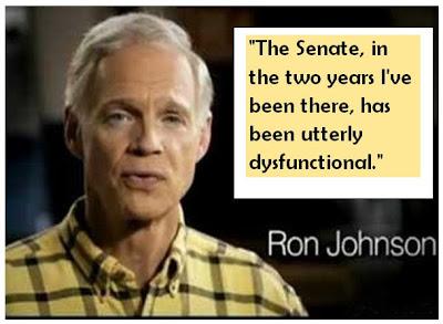 Ron Johnson's quote