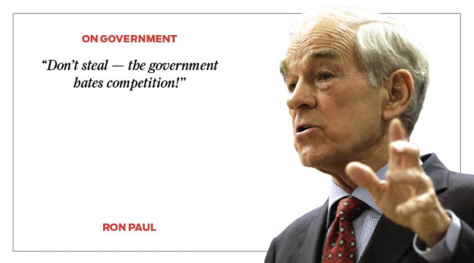 Ron Paul's quote #2