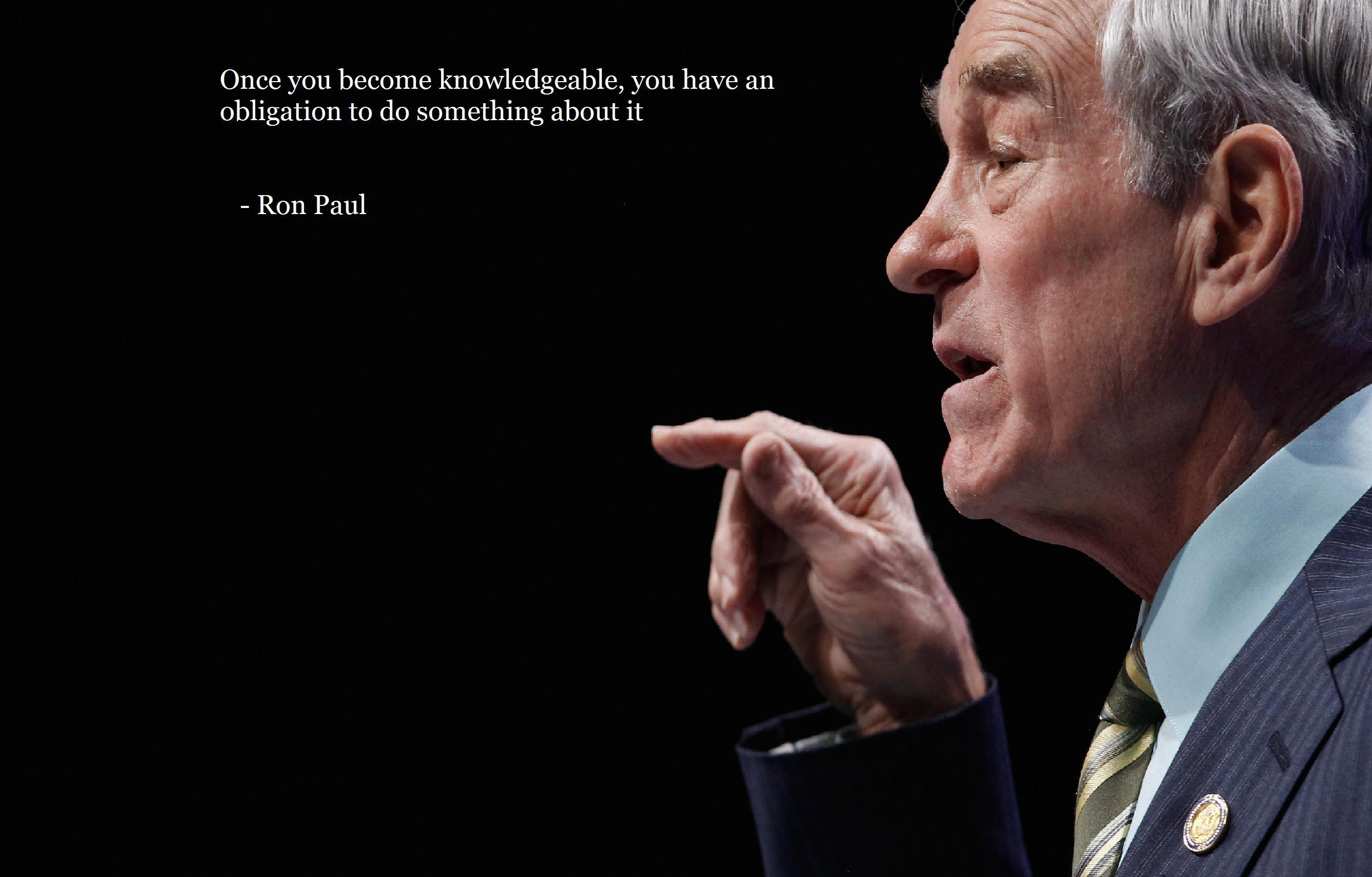 Ron Paul's quote #5
