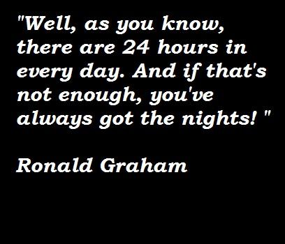 Ronald Graham's quote #2