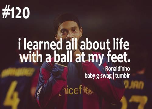 Ronaldinho's quote #3