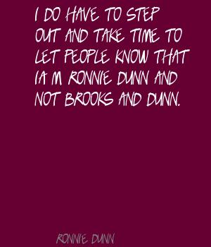 Ronnie Dunn's quote #7