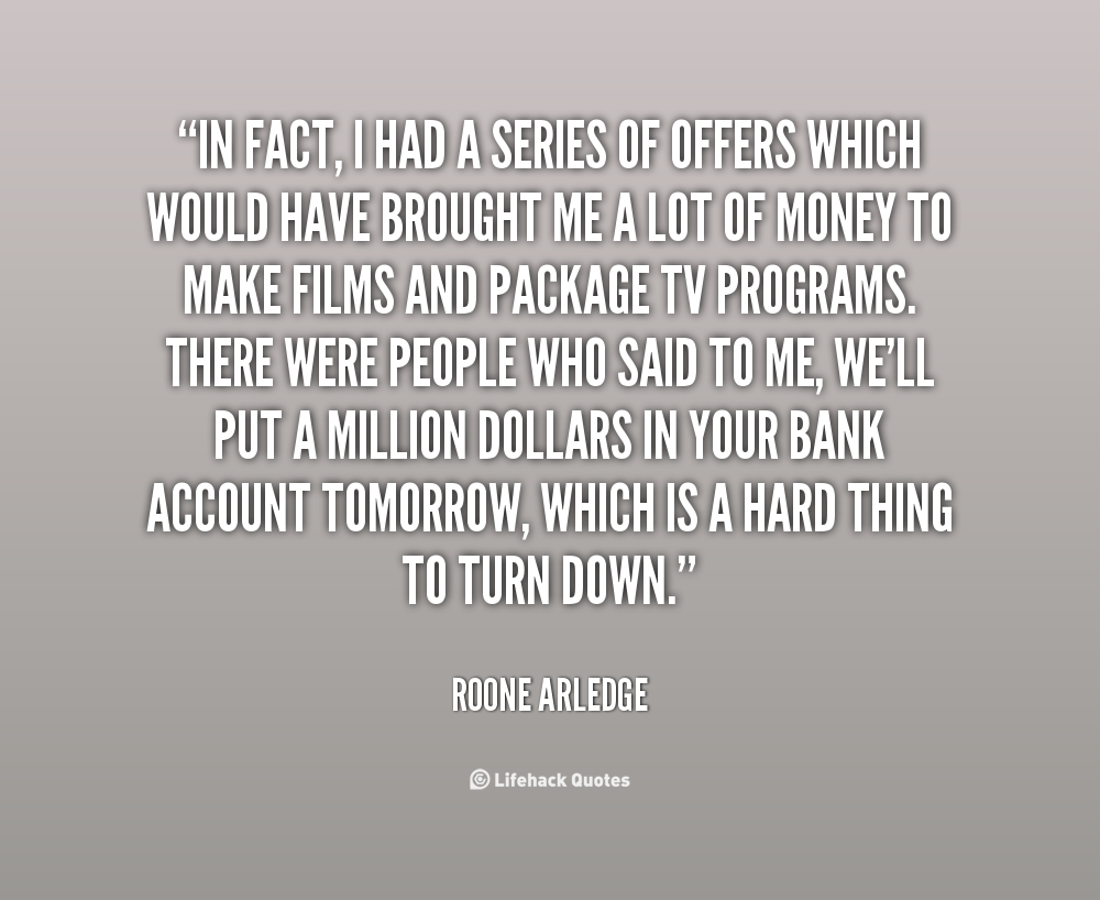 Roone Arledge's quote #4