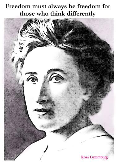 Rosa Luxemburg's quote #4
