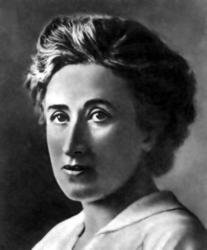 Rosa Luxemburg's quote #5