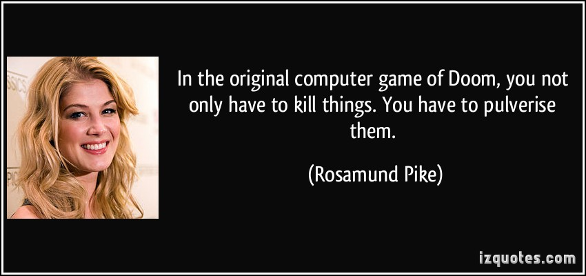 Rosamund Pike's quote #2
